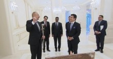 President Aliyev and ICESCO